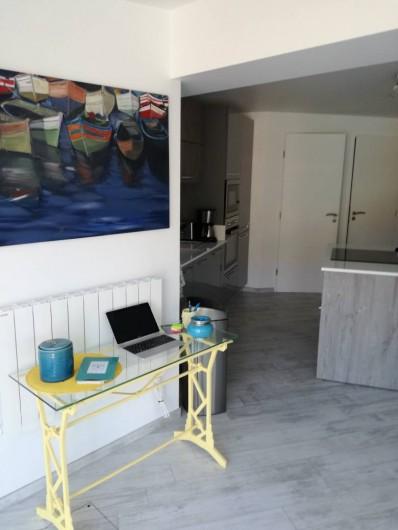 Location de vacances - Appartement à Le Lavandou - Entrée