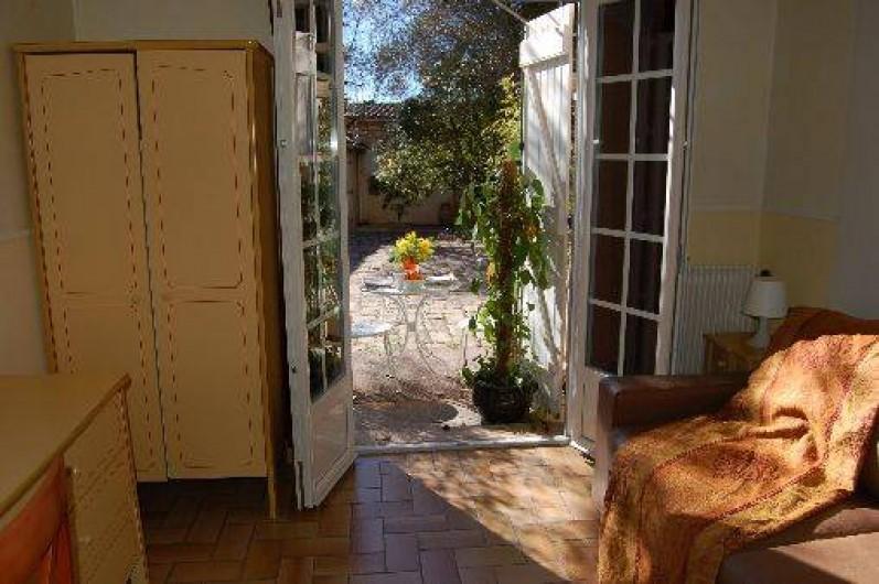 Location de vacances - Studio à Grasse