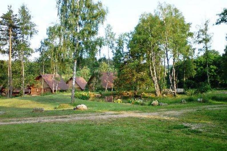 Location de vacances - Chalet à Orbey