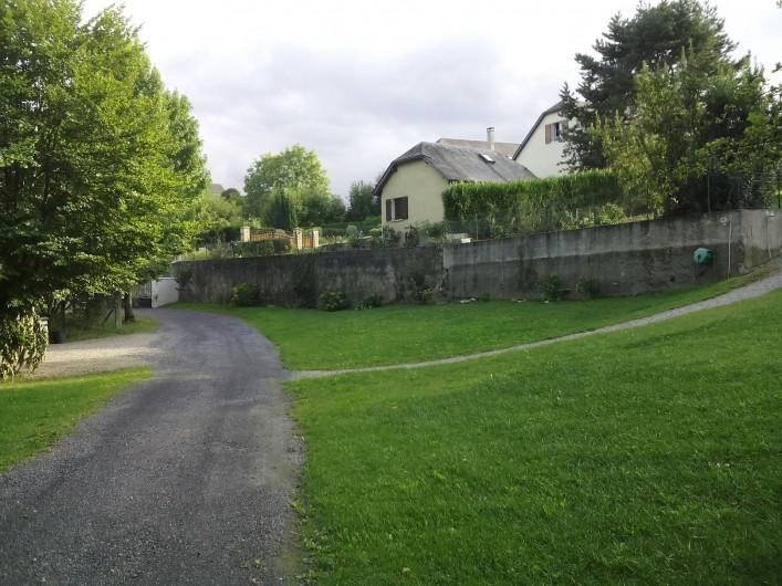 Location de vacances - Gîte à Montgaillard