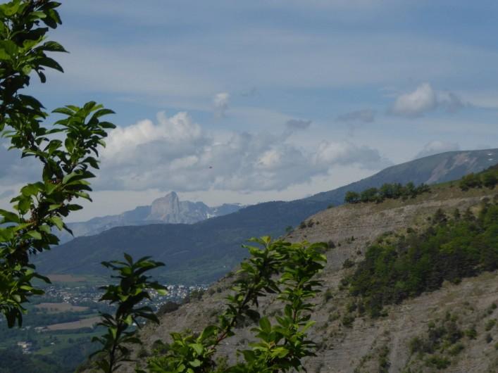 Location de vacances - Chambre d'hôtes à Oris-en-Rattier - LA Mure et le Mont-Aiguille