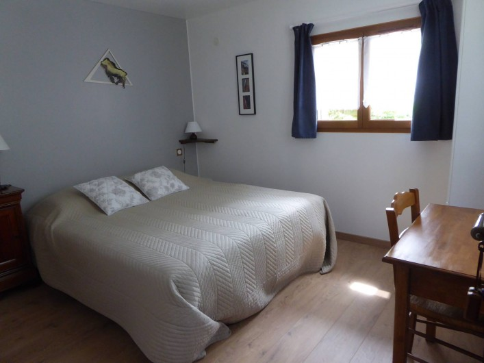 Location de vacances - Chambre d'hôtes à Oris-en-Rattier - chambre : Roizonne en rez-de-chaussée