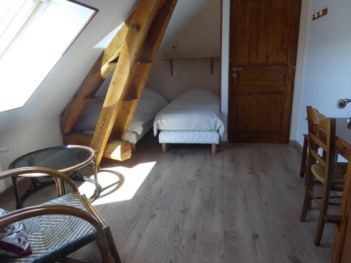 Location de vacances - Chambre d'hôtes à Oris-en-Rattier - chambre : Mont-Aiguille