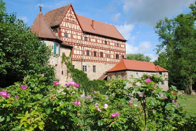 Location de vacances - Appartement à Unsleben