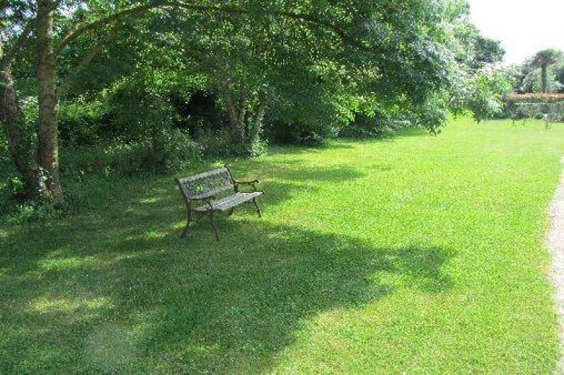 Location de vacances - Gîte à Saint-Crepin - Jardin