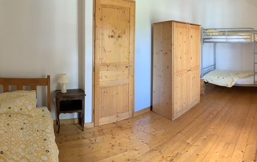 Location de vacances - Gîte à Saint-Crepin - Chambre 2 - gite La Lavande