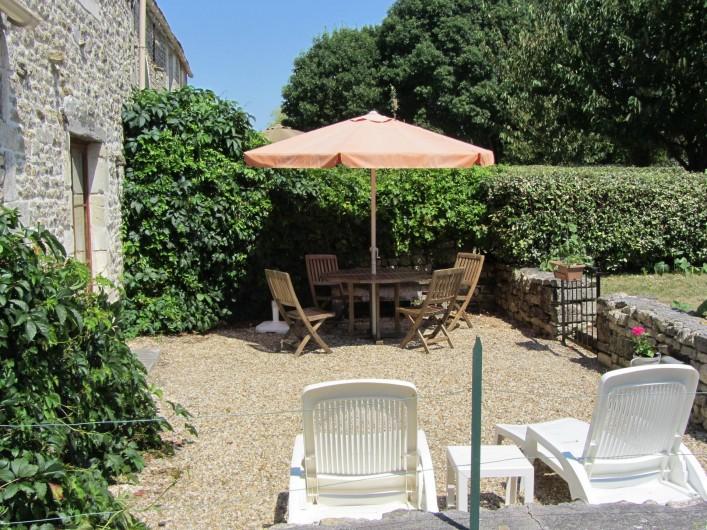 Location de vacances - Gîte à Saint-Crepin - Gite l'Hibiscus