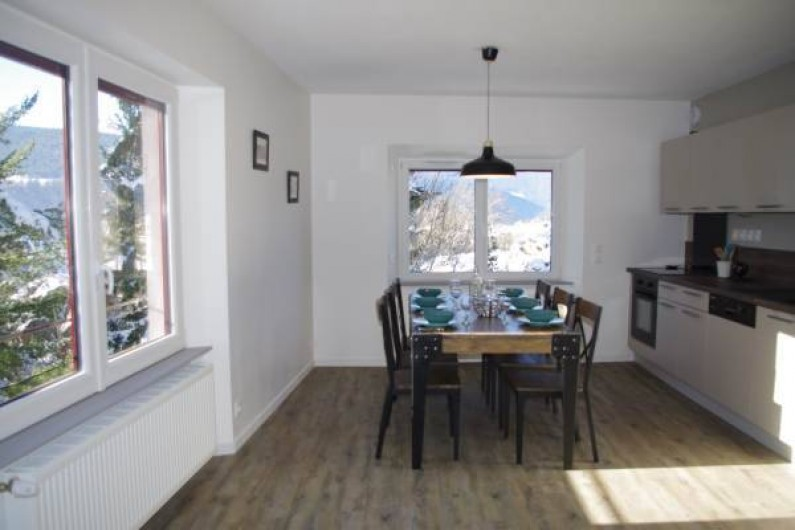 Location de vacances - Appartement à Villard-de-Lans - cion repas