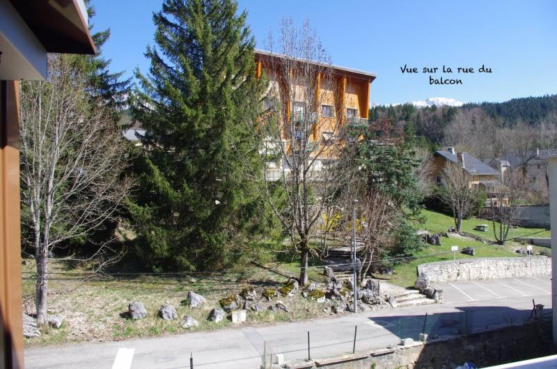 Location de vacances - Appartement à Villard-de-Lans - vue de l'entrée