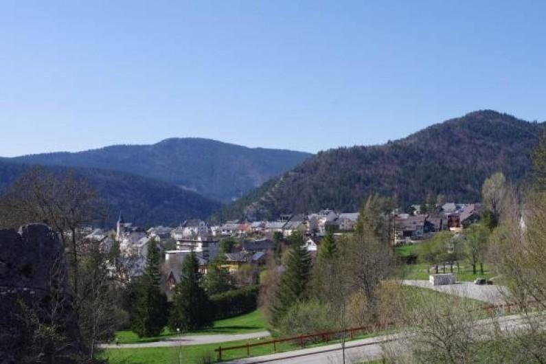 Location de vacances - Appartement à Villard-de-Lans - vue de la chambre 2