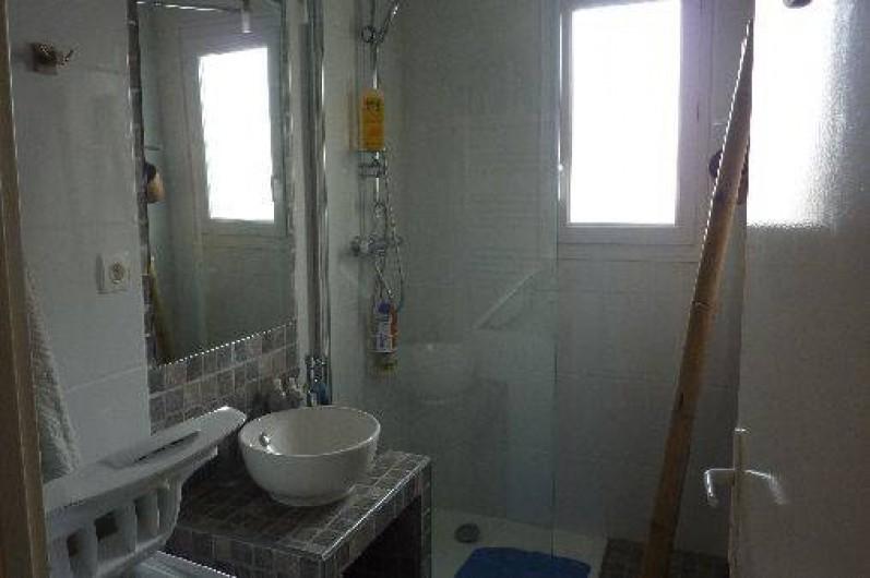 Location de vacances - Maison - Villa à Uzès - Salle de bains