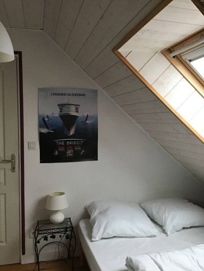 Location de vacances - Maison - Villa à Erquy - Chambre 3