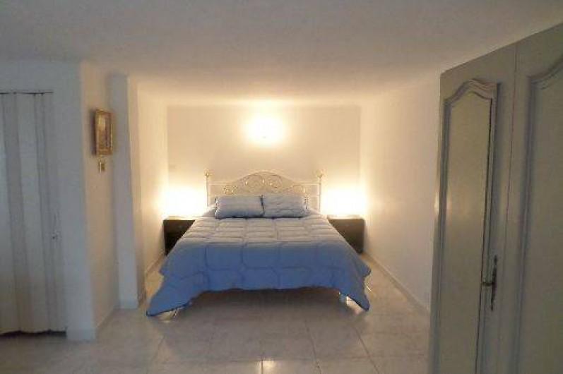 Location de vacances - Appartement à Vaison-la-Romaine - 2me chambre