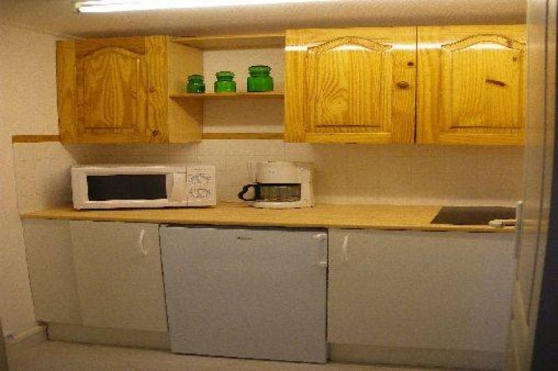 Location de vacances - Appartement à Vaison-la-Romaine - Un coin cuisine