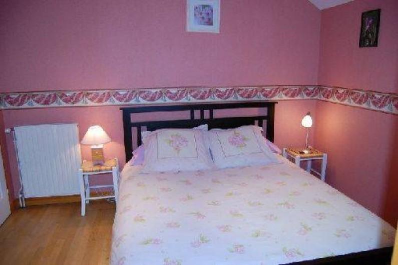 Location de vacances - Maison - Villa à Thiézac - 1 chambre double