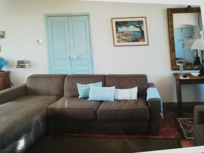 Location de vacances - Appartement à L'Île-Rousse
