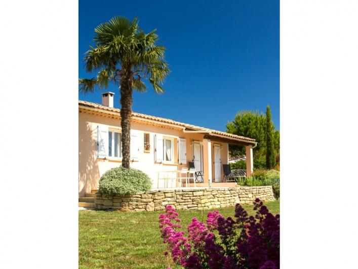 Location de vacances - Villa à Mormoiron - La villa