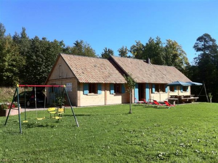 Location de vacances - Chalet à Sainte-Marie-aux-Mines - chalet du Petithaut