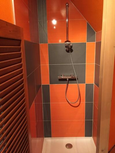 Location de vacances - Gîte à Turckheim - la douche