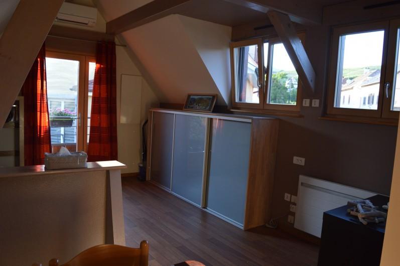 Location de vacances - Gîte à Turckheim - l'espace salon