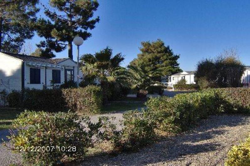Location de vacances - Chalet à Valras-Plage