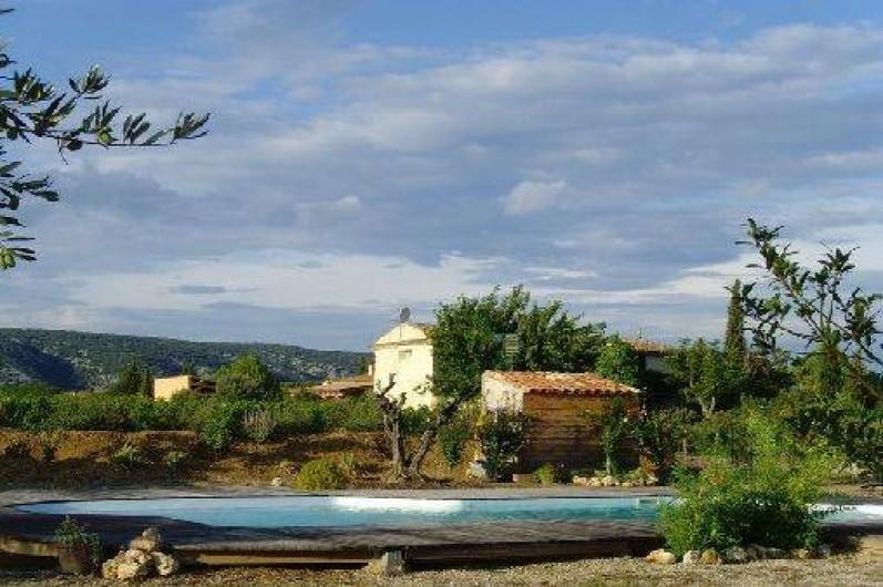 Location de vacances - Gîte à Saint-Jean-de-Fos