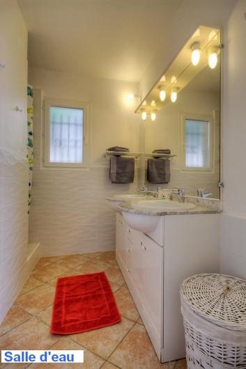 Location de vacances - Villa à Olmeto - Salle d'eau - Douche