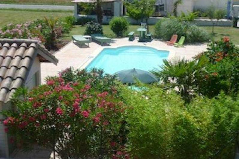 Location de vacances - Villa à Euzet
