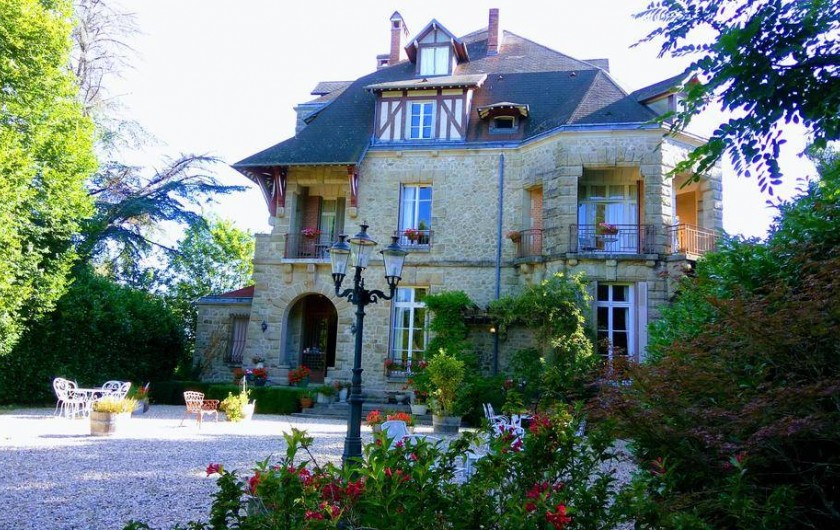Location de vacances - Chambre d'hôtes à Bessines-sur-Gartempe