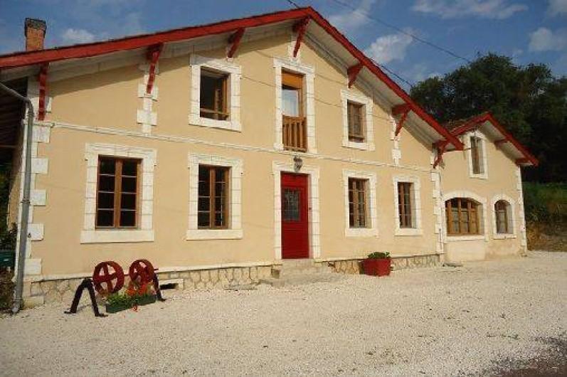 Location de vacances - Chambre d'hôtes à Beauronne