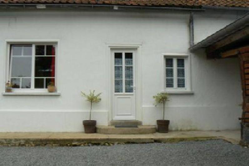 Location de vacances - Gîte à Mons-Boubert