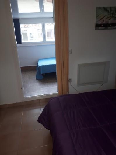 Location de vacances - Villa à Empuriabrava - Chambre 4 Étage