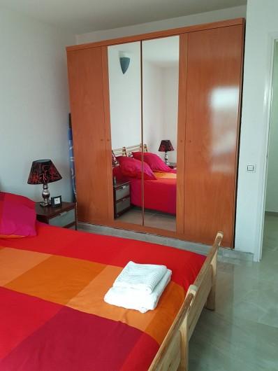 Location de vacances - Villa à Empuriabrava - Chambre 1 RDC