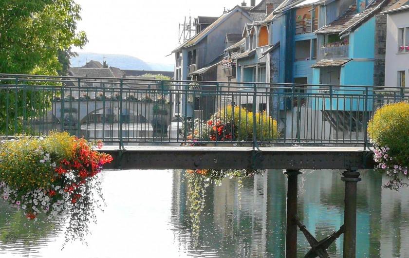 Location de vacances - Maison - Villa à Sancey-le-Grand - Ornans