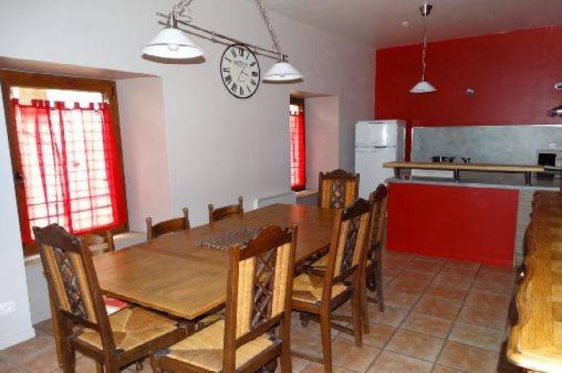 Location de vacances - Gîte à Lavoûte-Chilhac
