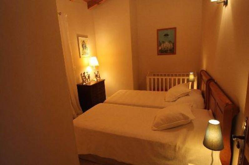 Location de vacances - Villa à Porto-Vecchio - Chambre