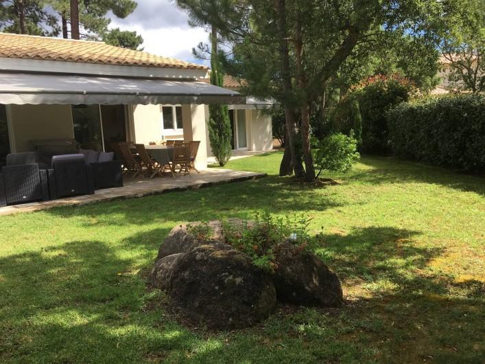 Location de vacances - Villa à Porto-Vecchio - Maison
