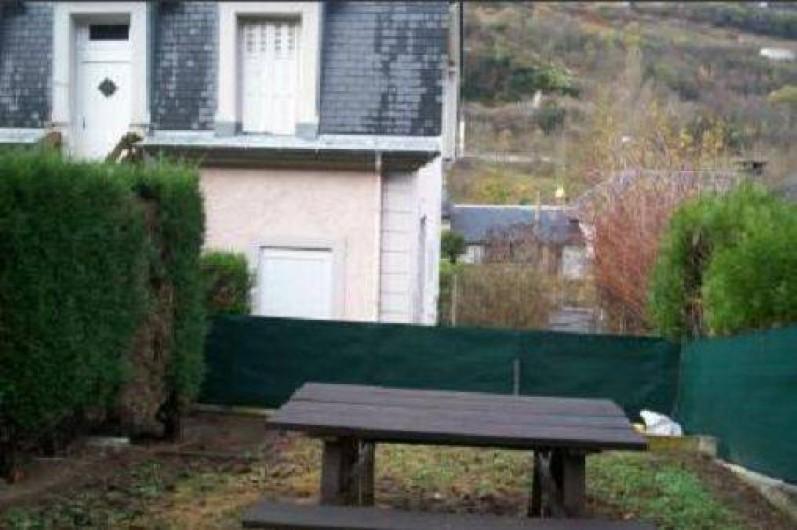 Location de vacances - Appartement à Luz-Saint-Sauveur