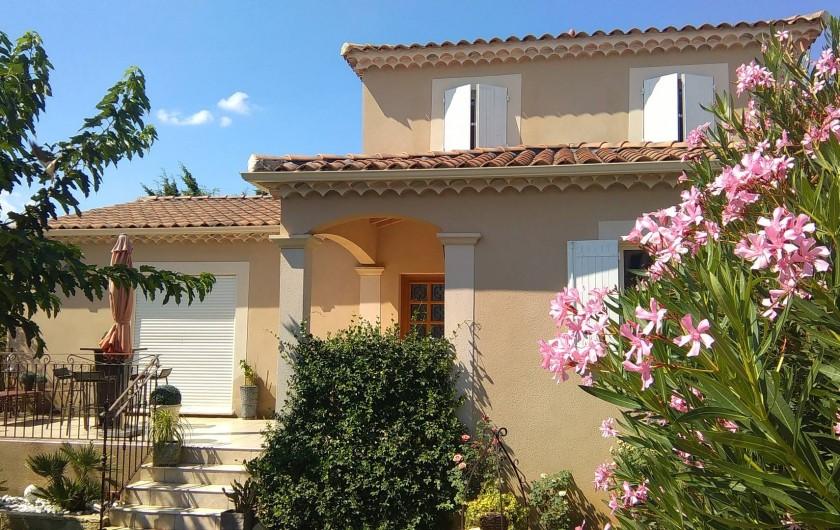 Location de vacances - Villa à Beaucaire - JARDIN