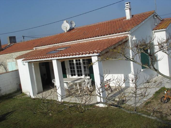 Location de vacances - Maison - Villa à Saint-Pierre-d'Oléron - Grande maison