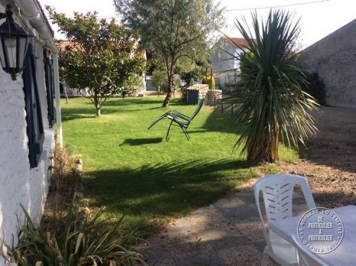 Location de vacances - Maison - Villa à Saint-Pierre-d'Oléron - Vue de la petite maison