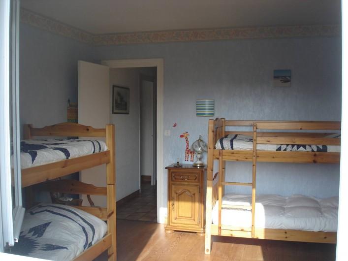 Location de vacances - Maison - Villa à Saint-Pierre-d'Oléron - Grande maison: chambre n°2