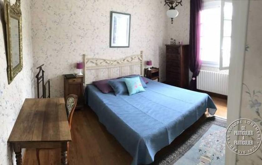 Location de vacances - Maison - Villa à Saint-Pierre-d'Oléron - Grande maison: chambre n°1