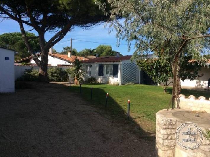 Location de vacances - Maison - Villa à Saint-Pierre-d'Oléron - Petite maison: vue du portail