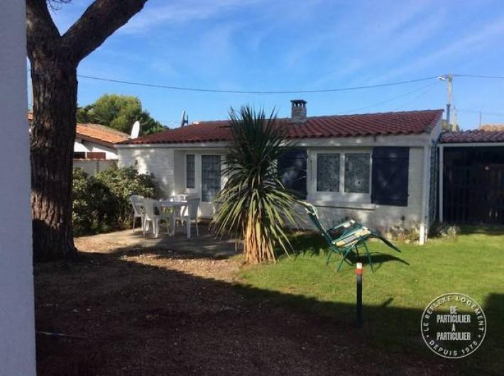 Location de vacances - Maison - Villa à Saint-Pierre-d'Oléron - Petite maison