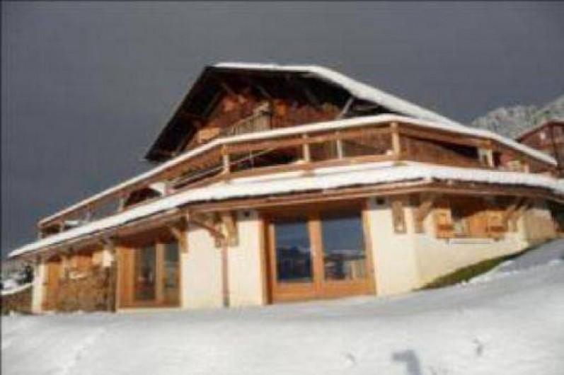 Location de vacances - Chalet à Villard-sur-Doron