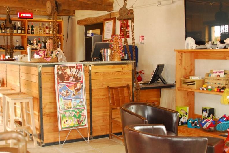 Location de vacances - Bateau à Chassenard - Réception