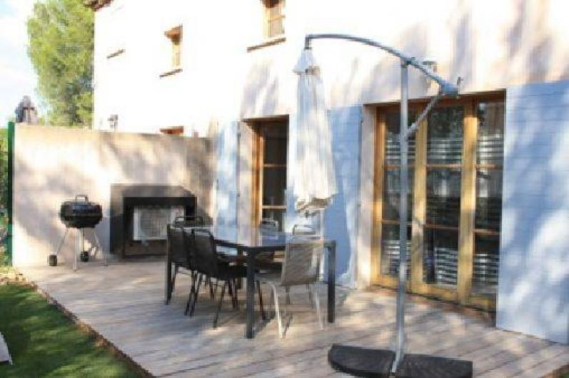 Location de vacances - Villa à Mallemort