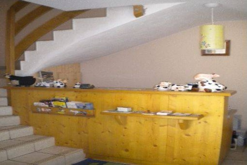 Location de vacances - Chambre d'hôtes à Soultzeren