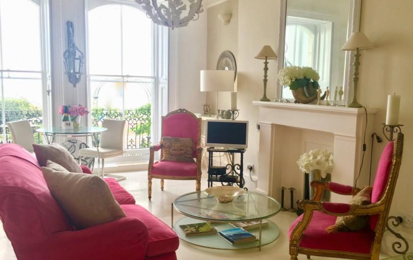 Location de vacances - Appartement à Saint Leonards - Salon